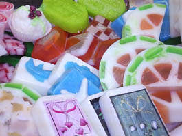 Assorted Glycerine Soaps 1