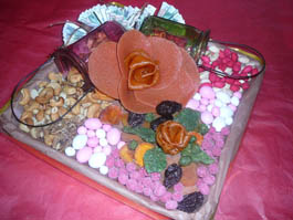 Dried fruit and nut parcel 2
